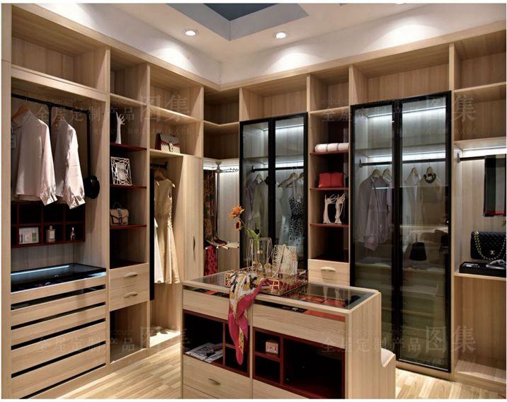 整体衣柜怎么定制