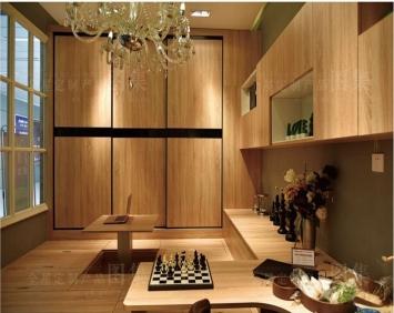 定制板式家具